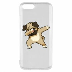 Чохол для Xiaomi Mi6 Pug Swag