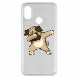 Чохол для Xiaomi Mi8 Pug Swag