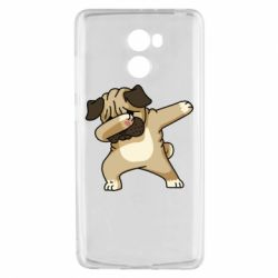Чохол для Xiaomi Redmi 4 Pug Swag