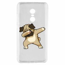 Чохол для Xiaomi Redmi Note 4 Pug Swag