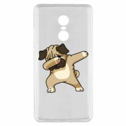 Чохол для Xiaomi Redmi Note 4x Pug Swag