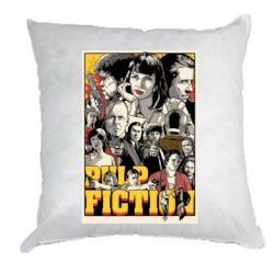 Подушка Pulp Fiction poster - FatLine