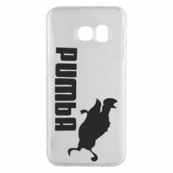 Чохол для Samsung S6 EDGE Pumba