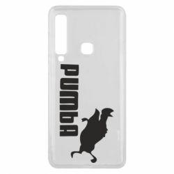 Чохол для Samsung A9 2018 Pumba