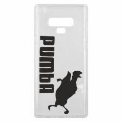Чохол для Samsung Note 9 Pumba