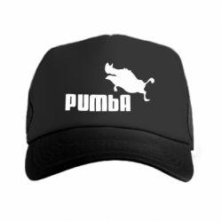 Кепка-тракер Pumba