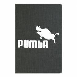 Блокнот А5 Pumba