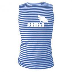 Майка-тельняшка Pumba