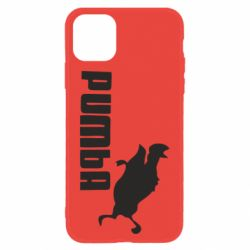Чохол для iPhone 11 Pumba