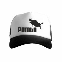 Дитяча кепка-тракер Pumba