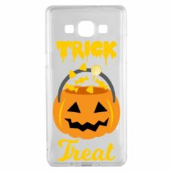Чохол для Samsung A5 2015 Pumpkin basket for sweets