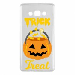 Чохол для Samsung A7 2015 Pumpkin basket for sweets