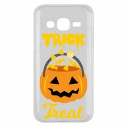 Чохол для Samsung J2 2015 Pumpkin basket for sweets