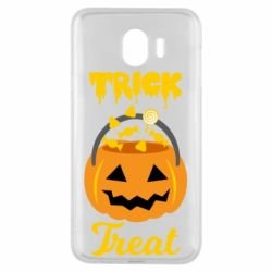 Чохол для Samsung J4 Pumpkin basket for sweets