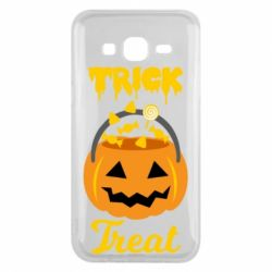 Чохол для Samsung J5 2015 Pumpkin basket for sweets