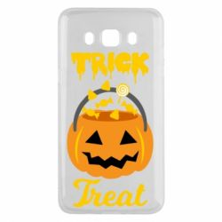 Чохол для Samsung J5 2016 Pumpkin basket for sweets