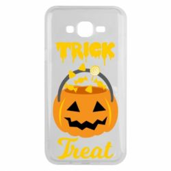 Чохол для Samsung J7 2015 Pumpkin basket for sweets
