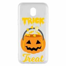 Чохол для Samsung J5 2017 Pumpkin basket for sweets