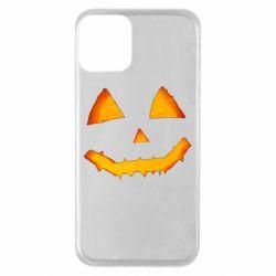 Чохол для iPhone 11 Pumpkin face features