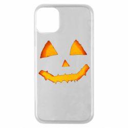 Чохол для iPhone 11 Pro Pumpkin face features