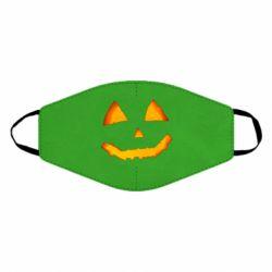 Маска для обличчя Pumpkin face features