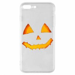 Чохол для iPhone 7 Plus Pumpkin face features