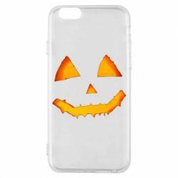 Чохол для iPhone 6/6S Pumpkin face features
