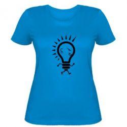 Жіноча футболка Punk3