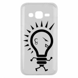 Чохол для Samsung J2 2015 Punk3