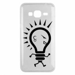 Чохол для Samsung J3 2016 Punk3