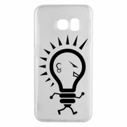 Чохол для Samsung S6 EDGE Punk3