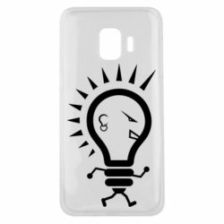 Чохол для Samsung J2 Core Punk3
