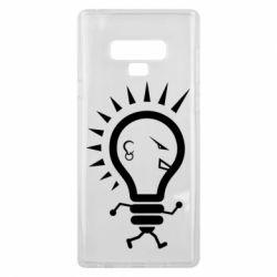 Чохол для Samsung Note 9 Punk3