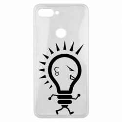 Чохол для Xiaomi Mi8 Lite Punk3