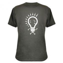 Камуфляжна футболка Punk3