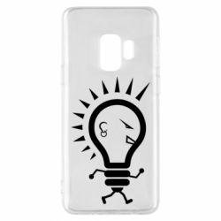 Чохол для Samsung S9 Punk3