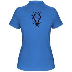 Жіноча футболка поло Punk3