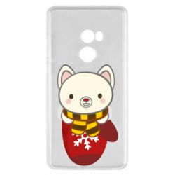 Чехол для Xiaomi Mi Mix 2 Puppy in a mitten