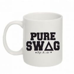 Кружка 320ml Pure SWAG - FatLine