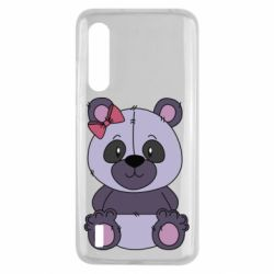 Чохол для Xiaomi Mi9 Lite Purple Teddy Bear
