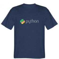 Чоловіча футболка Python