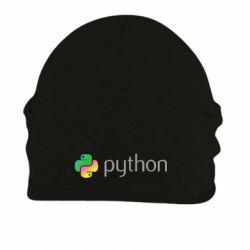 Шапка на флісі Python