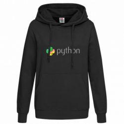 Толстовка жіноча Python