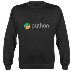 Реглан (світшот) Python