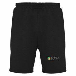 Чоловічі шорти Python