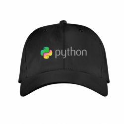 Дитяча кепка Python