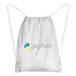Рюкзак-мішок Python