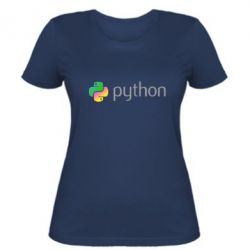 Жіноча футболка Python