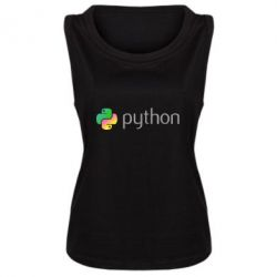 Майка жіноча Python