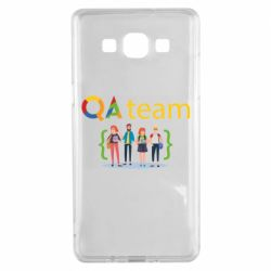 Чехол для Samsung A5 2015 QA+TEAM
